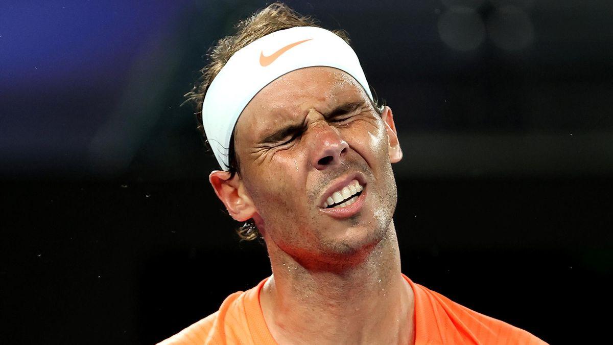 Rafael Nadal geht nicht in Dubai an den Start