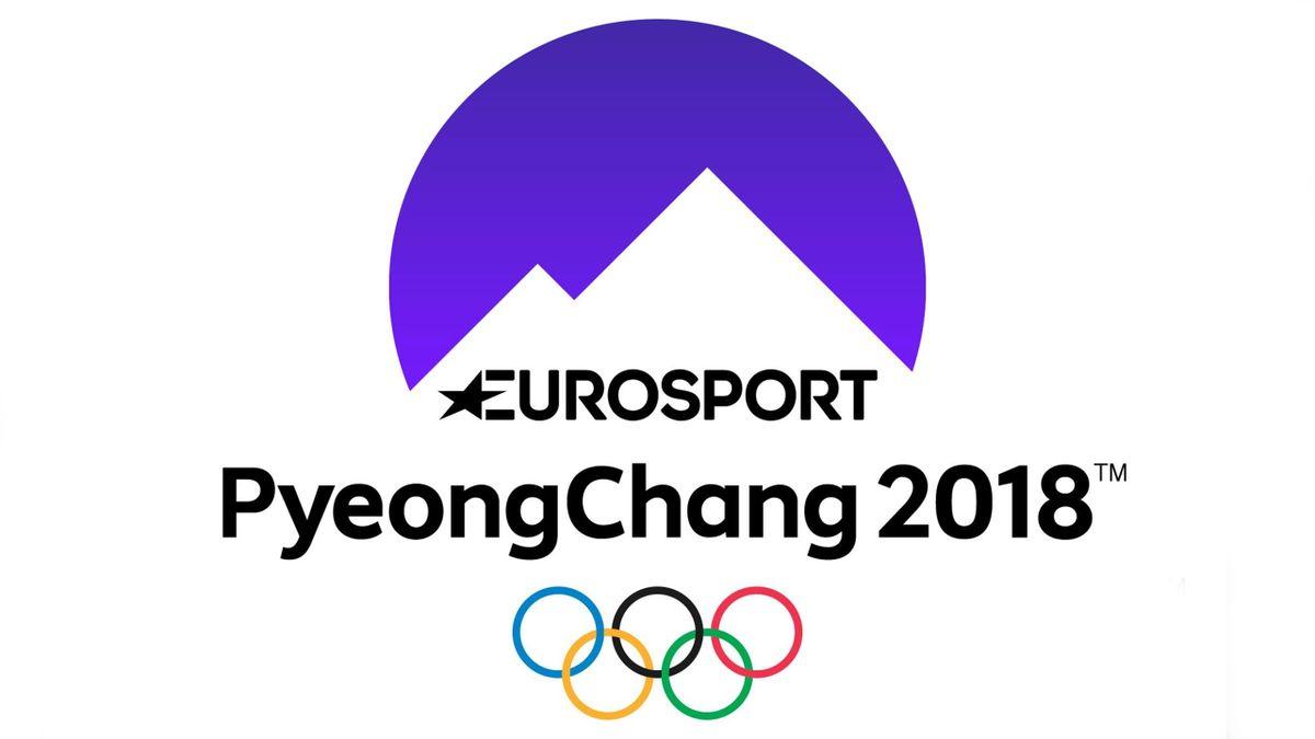 Logo Eurosporta za PjongČang 2018