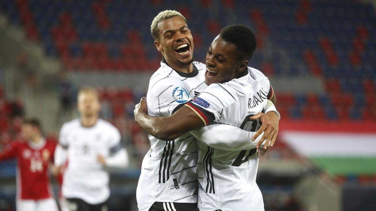 Lukas Nmecha a adus un punct Germaniei după golul din minutul 84 al partidei cu Olanda