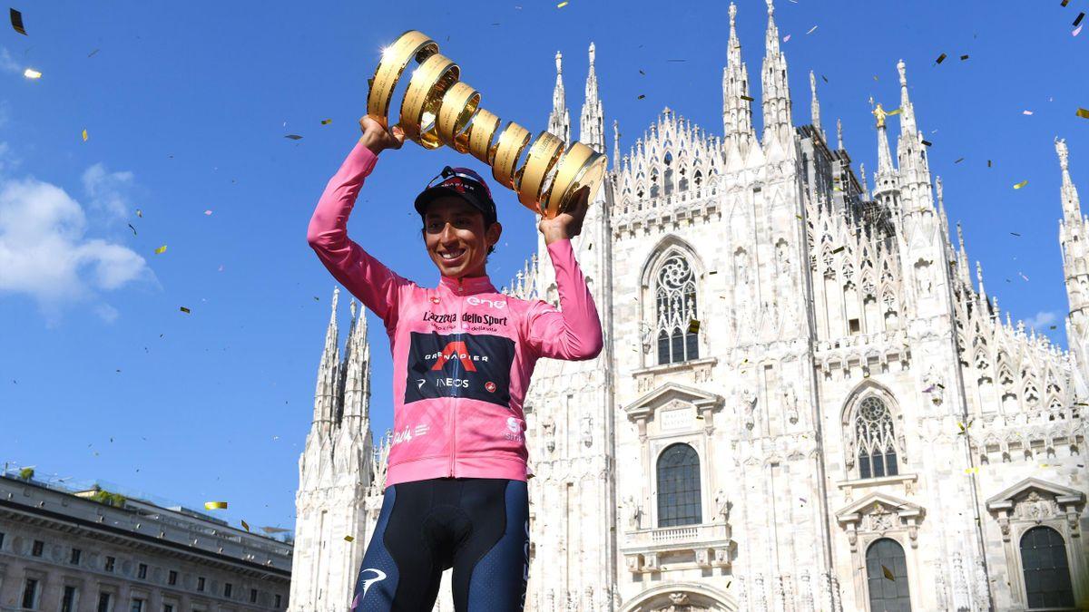 Egan Arley Bernal Gomez  Giro 2021