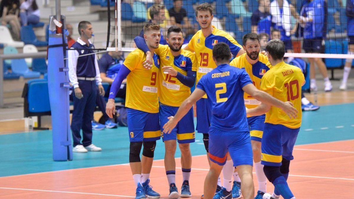 Romania, prima victorie la CEV dupa 20 de ani