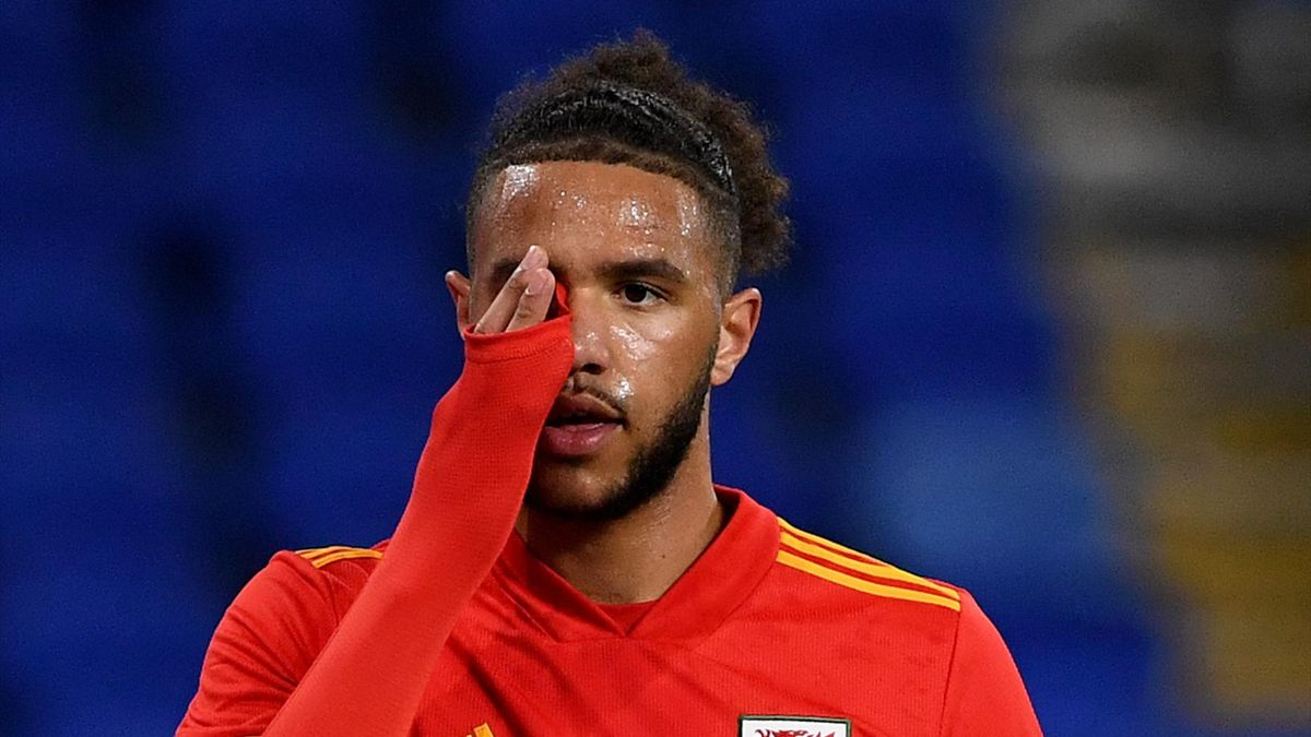 Tyler Roberts is one of the players who have been sent home from Wales duty