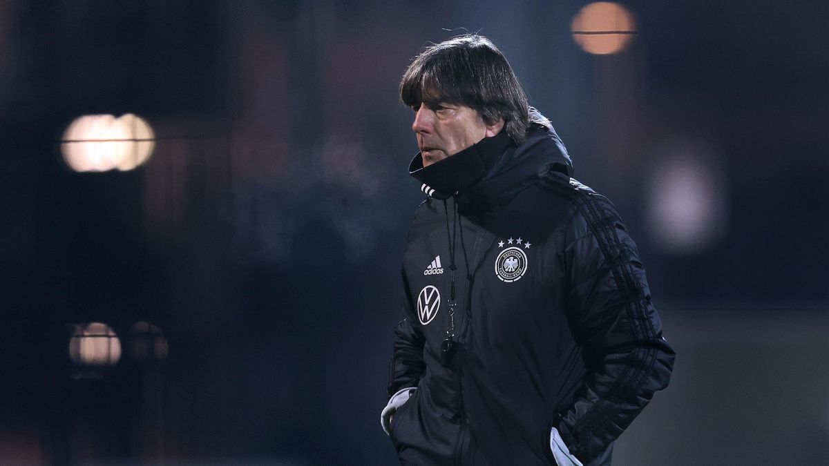 Йоахим Лёв, сборная Германии