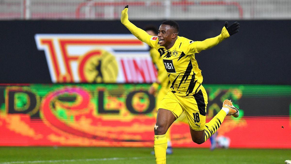 Youssoufa Moukoko - Borussia Dortmund