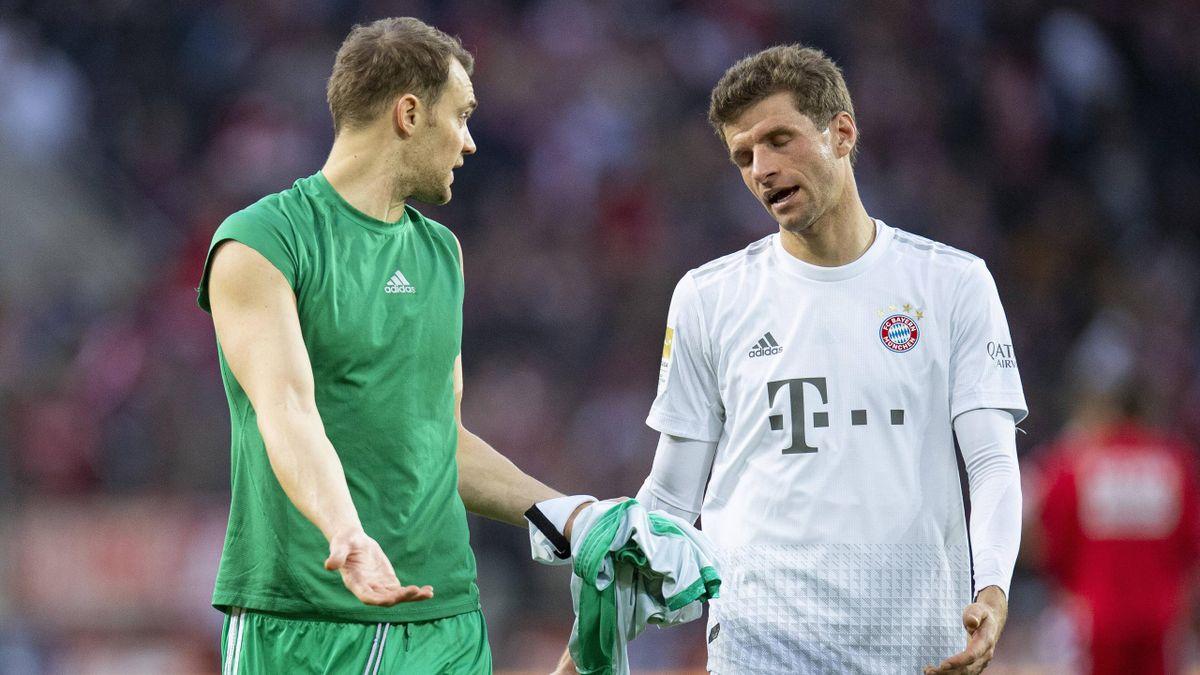 Manuel Neuer - Thomas Müller | FC Bayern München