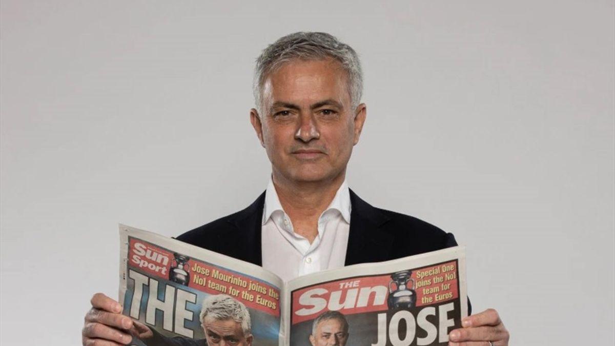 Josè Mourinho nuova vita: sarà giornalista del Sun