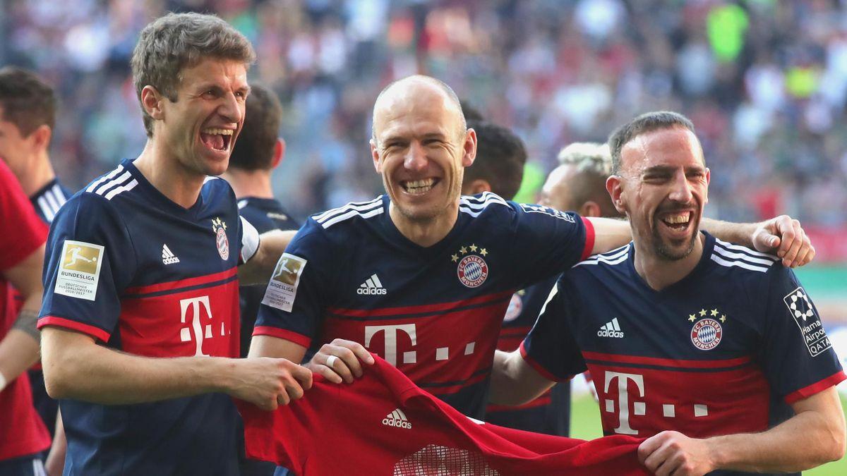 Robben og Ribery