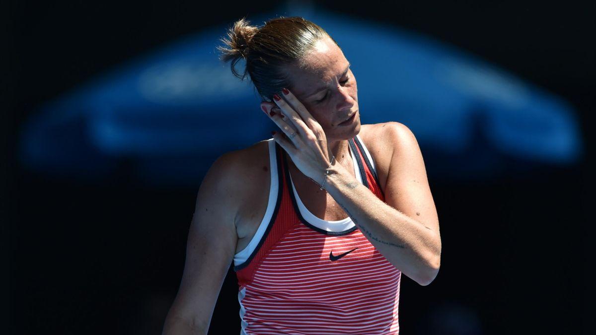 Roberta Vinci, Australian Open, AFP