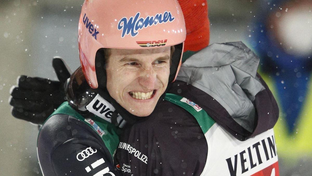 Karl Geiger siegt in Oberstdorf 2020