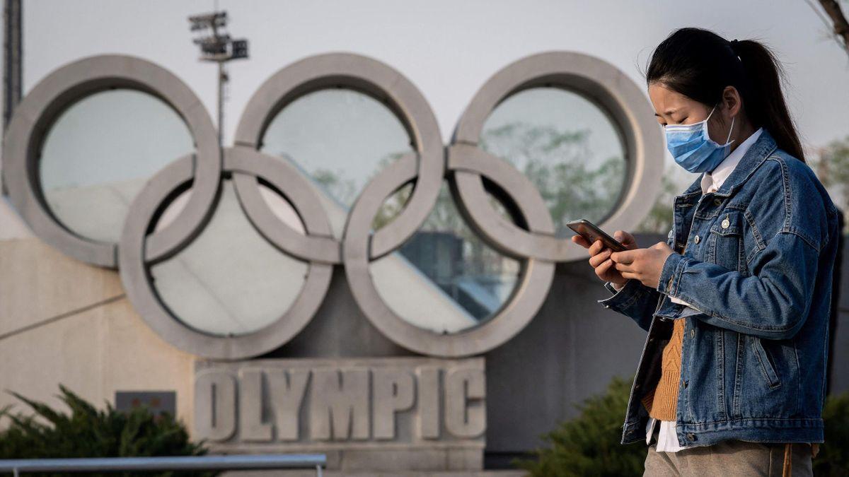 Pekingi olimpia
