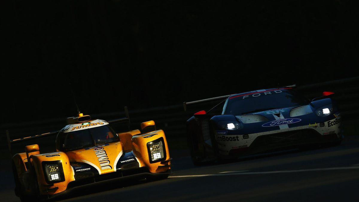 24 uur Le Mans