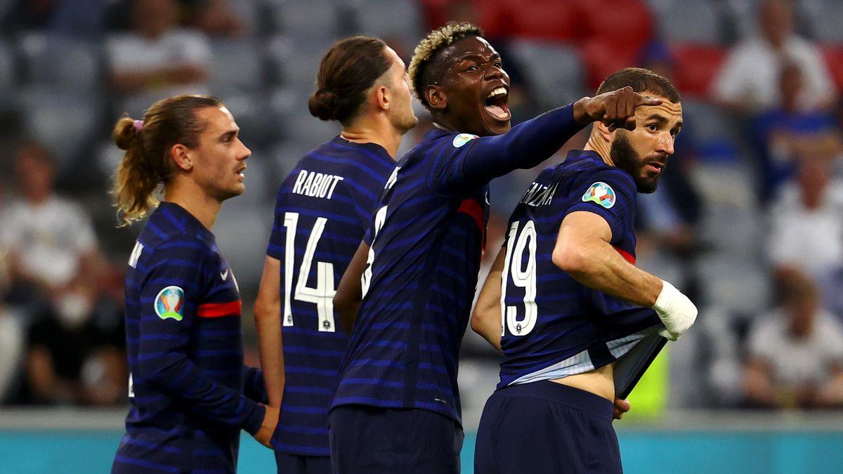 Euro 2020: France v Germany - Follow LIVE