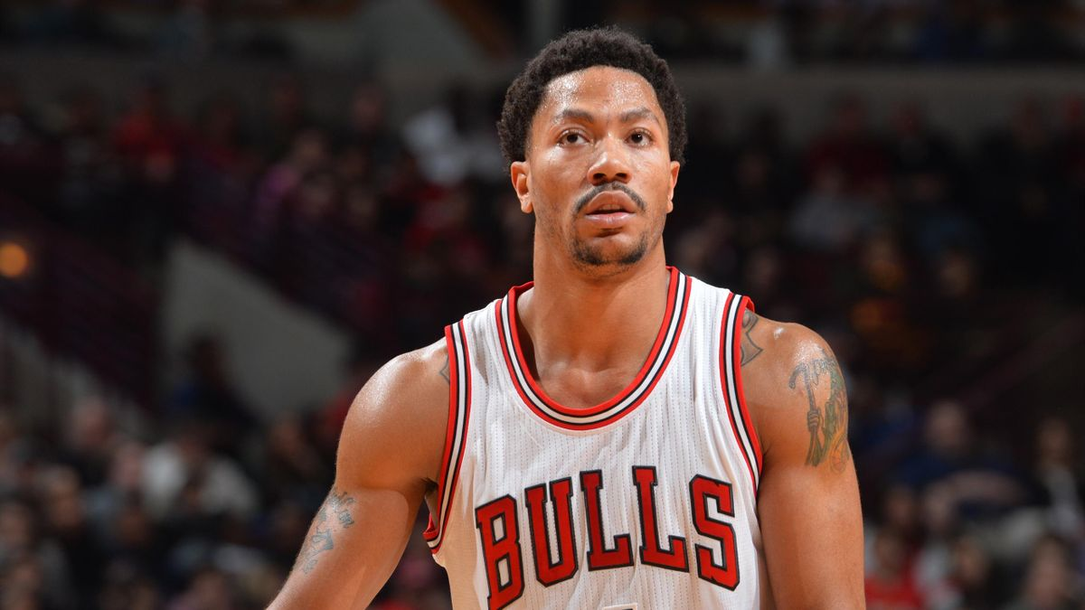 Derrick Rose - Chicago Bulls NBA 2014 2015