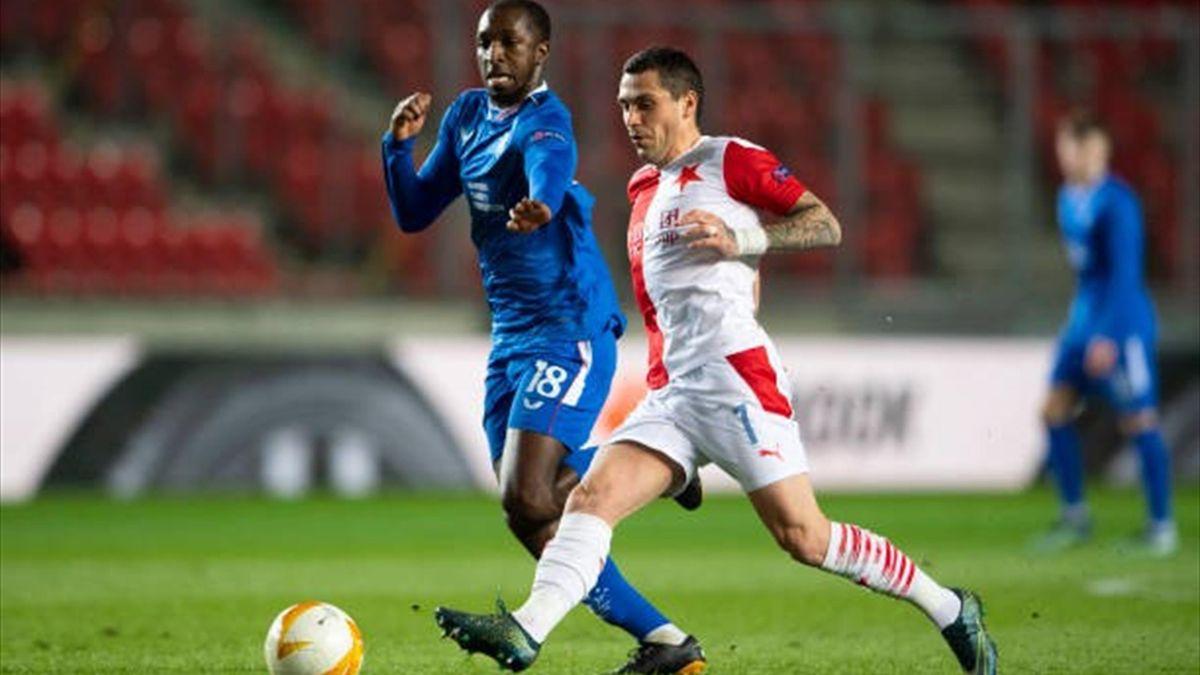 Nicoale Stanciu (Slavia Praga-Rangers)