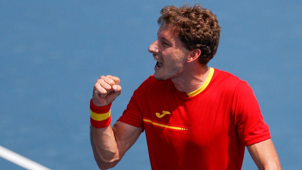 Pablo Carreño (España, tenis). Juegos Olímpicos Tokio 2020