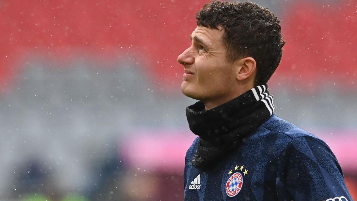 Benjamin Pavard - Bayern Munich