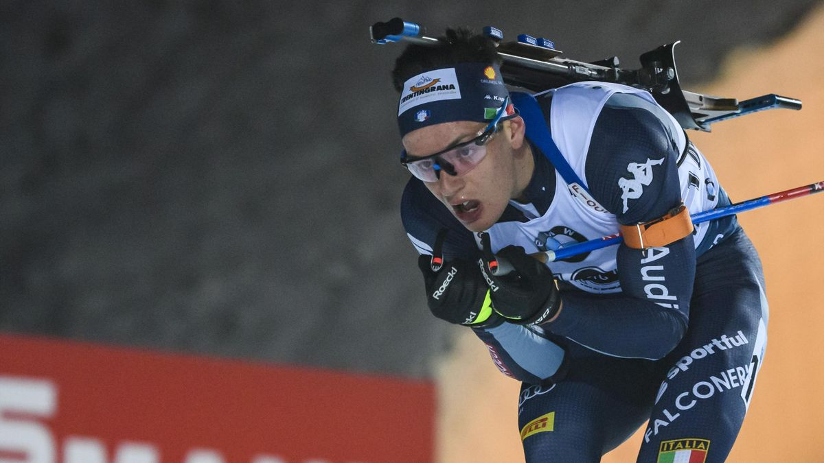 Tommaso Giacomel, Italy - Meno 10 km Sprint competition Nove Mesto 2020 - Getty Images