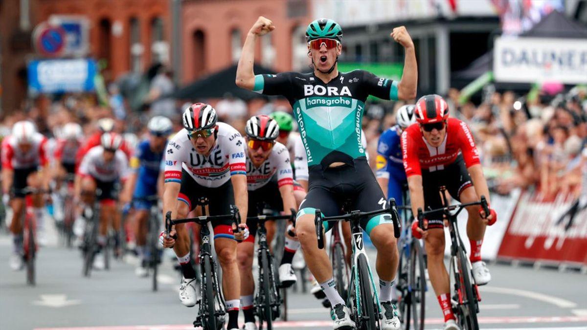 Pascal Ackermann tritt dieses Jahr bei der Vuelta a Espana an