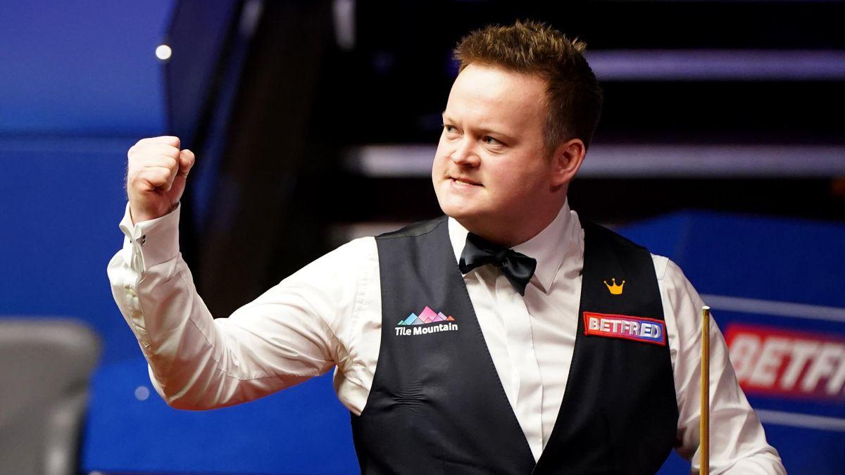 Shaun Murphy steht bei der Snooker-WM 2021 im Finale