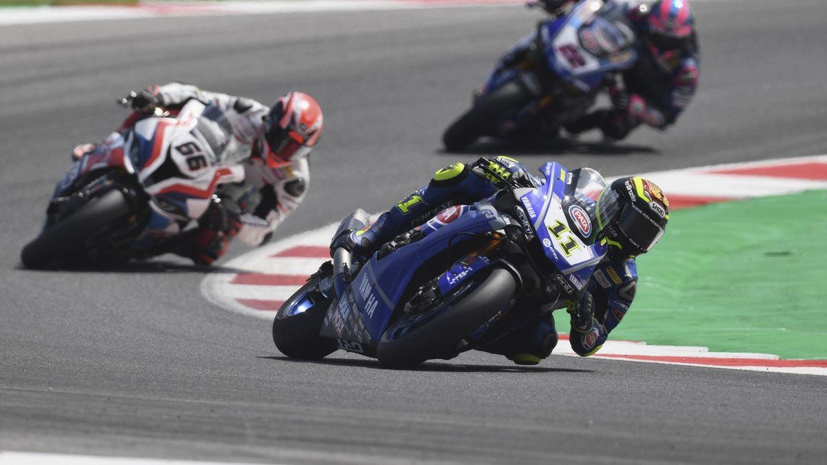 Superbike-WM: Sandro Cortese