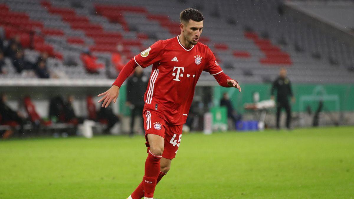Leon Dajaku - FC Bayern München