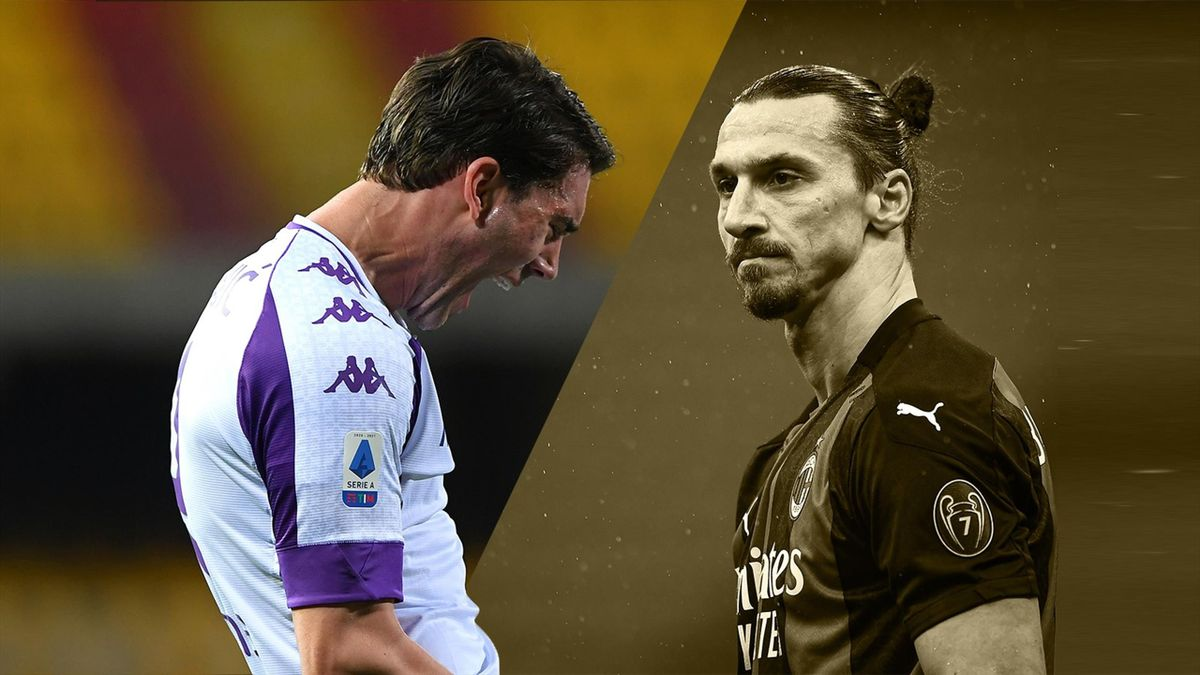 Vlahovic vs Ibrahimovic