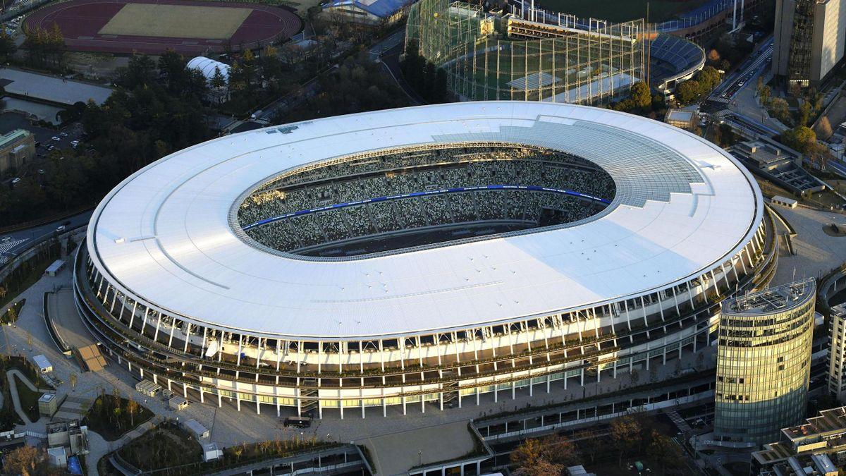 Das erste Event im Olympia-Stadion von Tokio soll im August stattfinden
