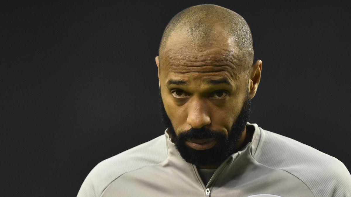 Thierry Henry coach de l'Impact Montreal