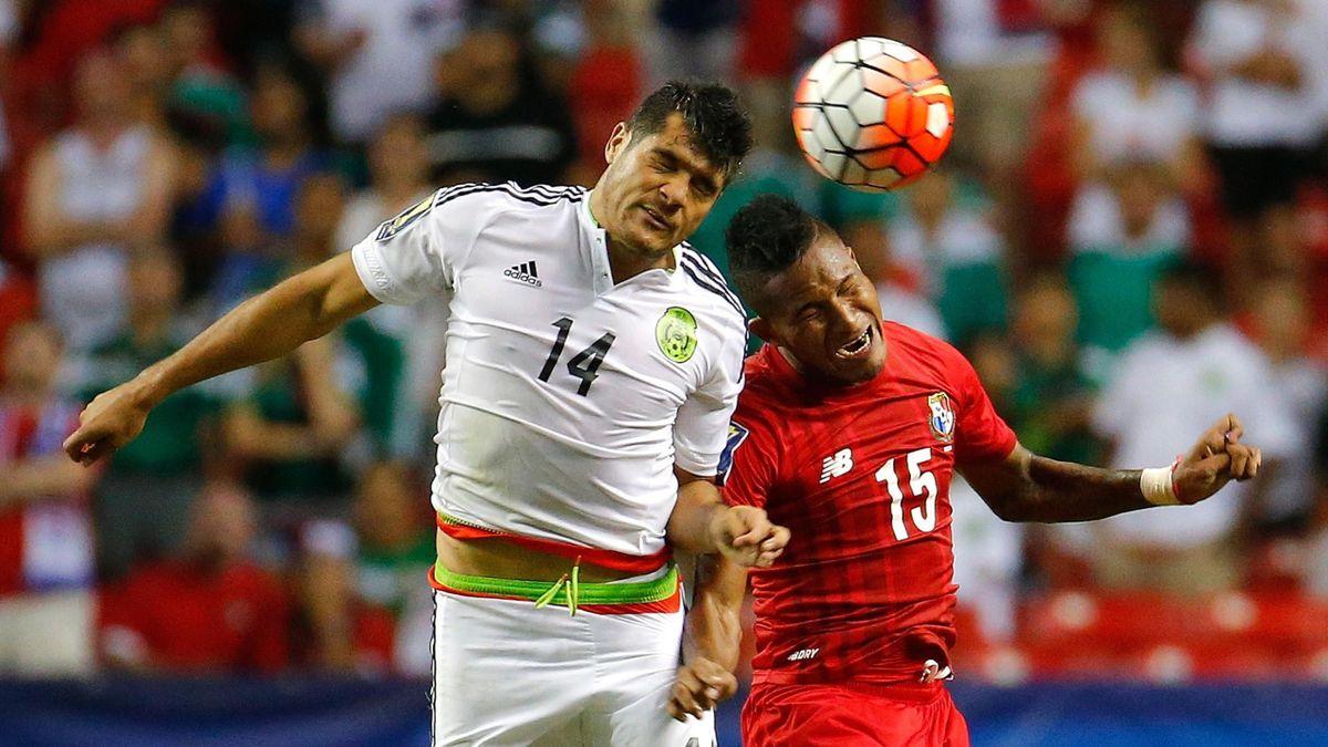 Mexico - Panama / Gold Cup semi final