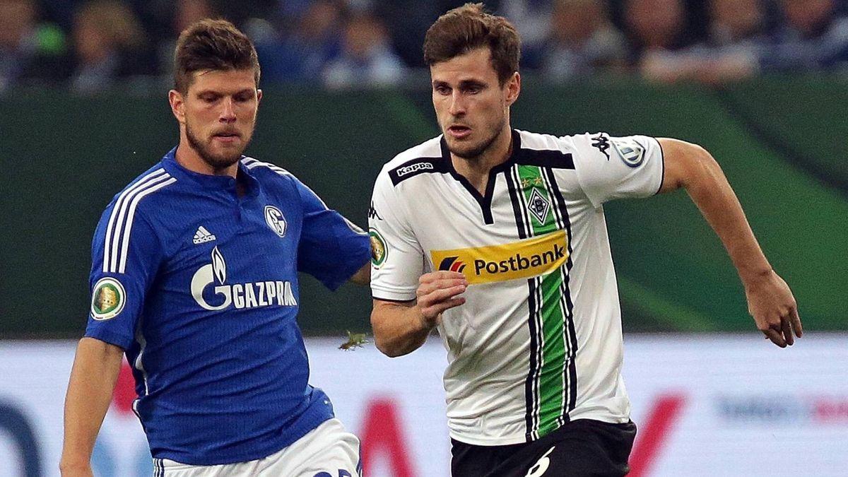 Pokalduell: Schalke contra Gladbach