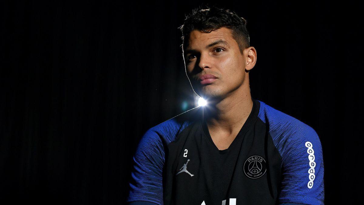 Thiago Silva en interview