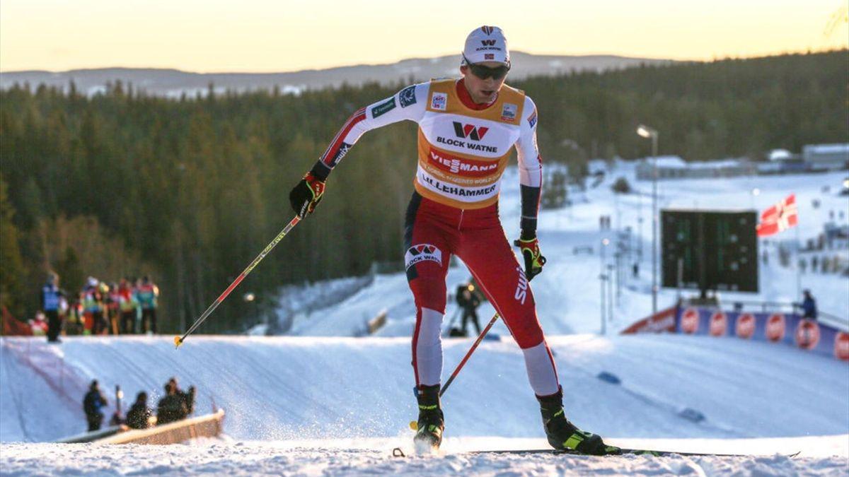 Jarl Magnus Riiber wird Anfang Dezember nicht in Lillehammer laufen. Der Traditionsweltcup wurde abgesagt