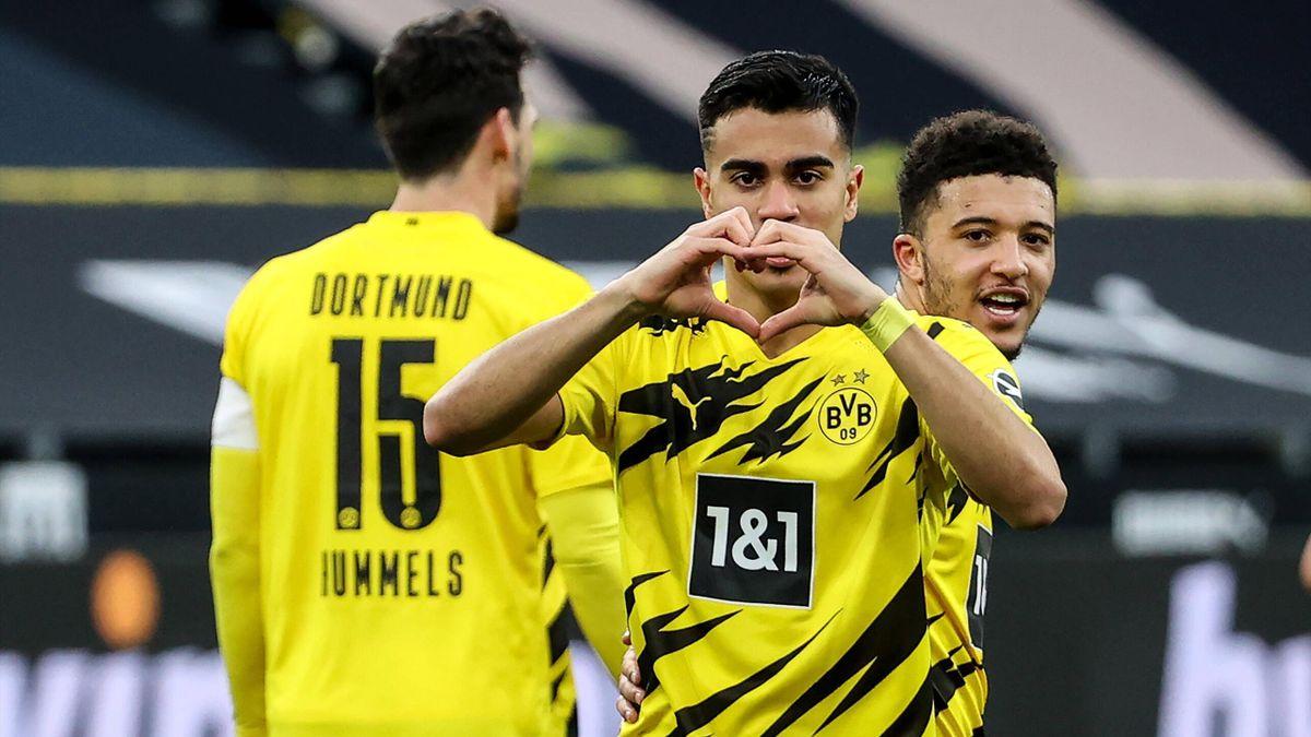 Reinier von Borussia Dortmund