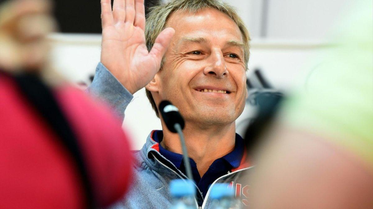 Klinsmann will mit den USA erneut den Gold Cup gewinnen