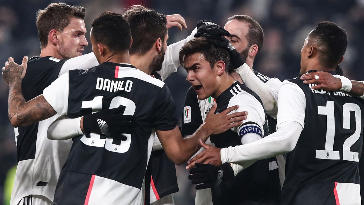 Dybala - Juventus-Udinese - Serie A 2019/2020 - Getty Images