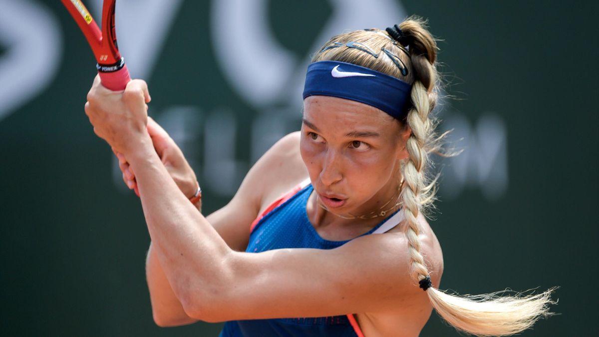 Tamara Korpatsch | Tennis | ESP Player Feature