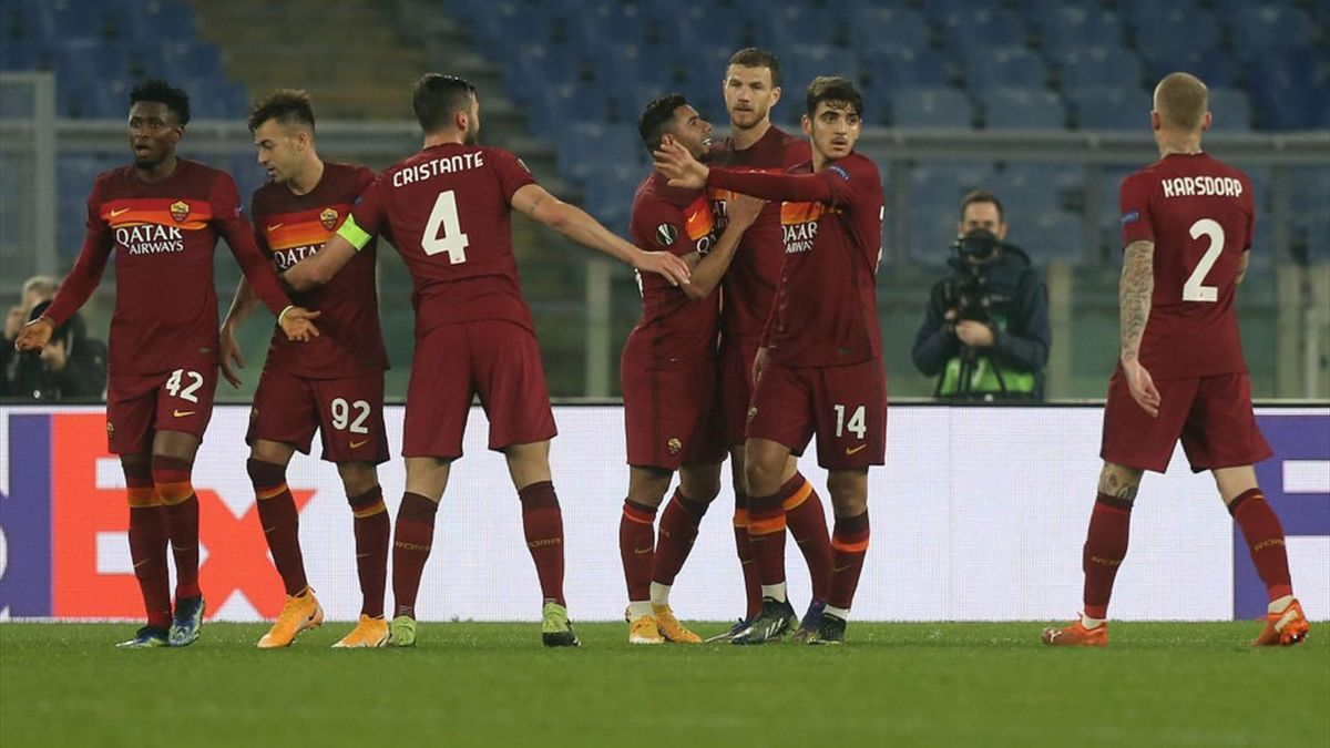 Roma-Braga - Europa League 2020-2021