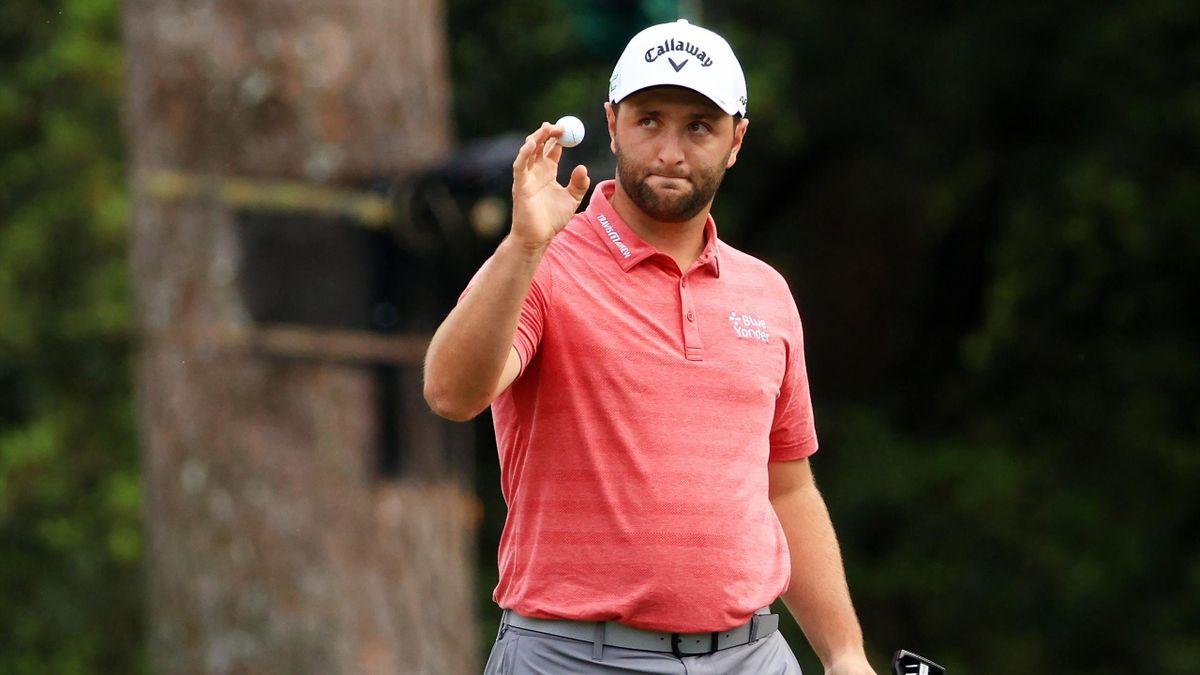Jon Rahm (Masters de Augusta 2021)