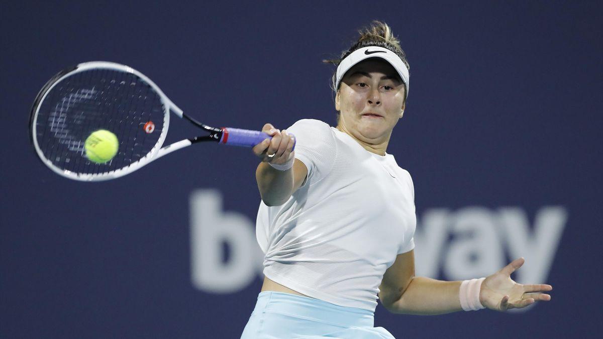 Bianca Andreescu - WTA Miami