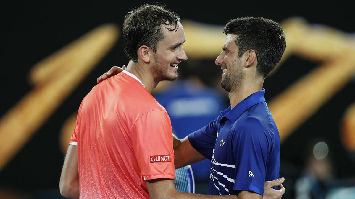 Daniil Medvedev vs. Novak Djokovic | Tennis Australian Open 2019 | ESP Player Feature