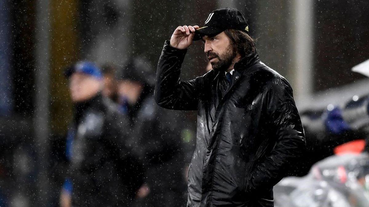 Andrea Pirlo - Sampdoria-Juventus - Serie A 2020/2021 - Getty Images
