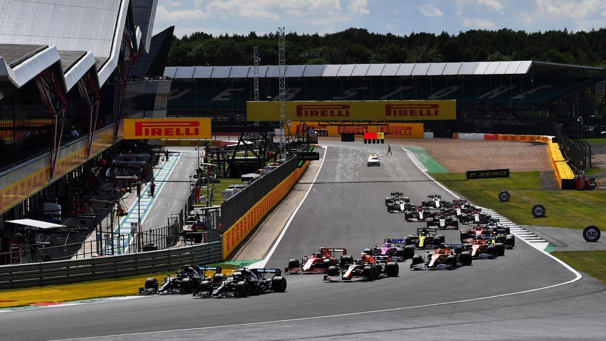 2020's British Grand Prix at Silverstone