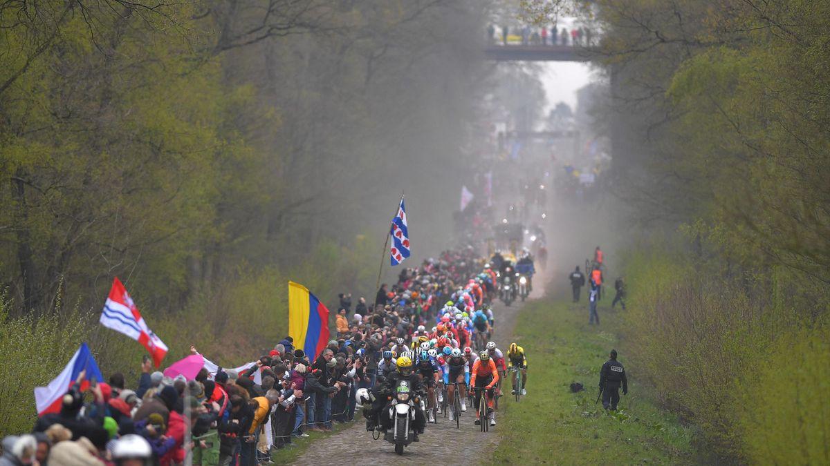 Paris - Roubaix 2019 - Wald von Arenberg