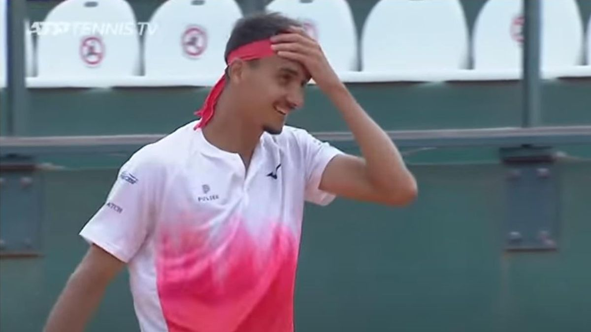 Lorenzo Sonego (ATP Tennis TV)