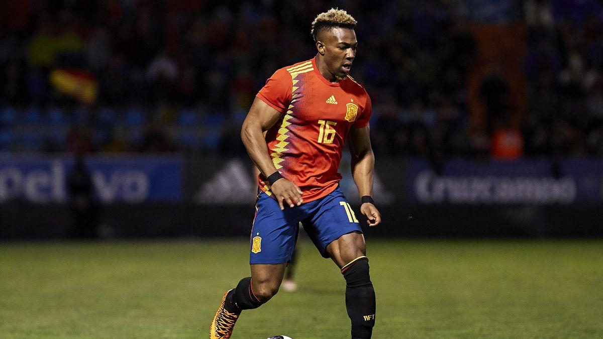 Adama Traoré (España)