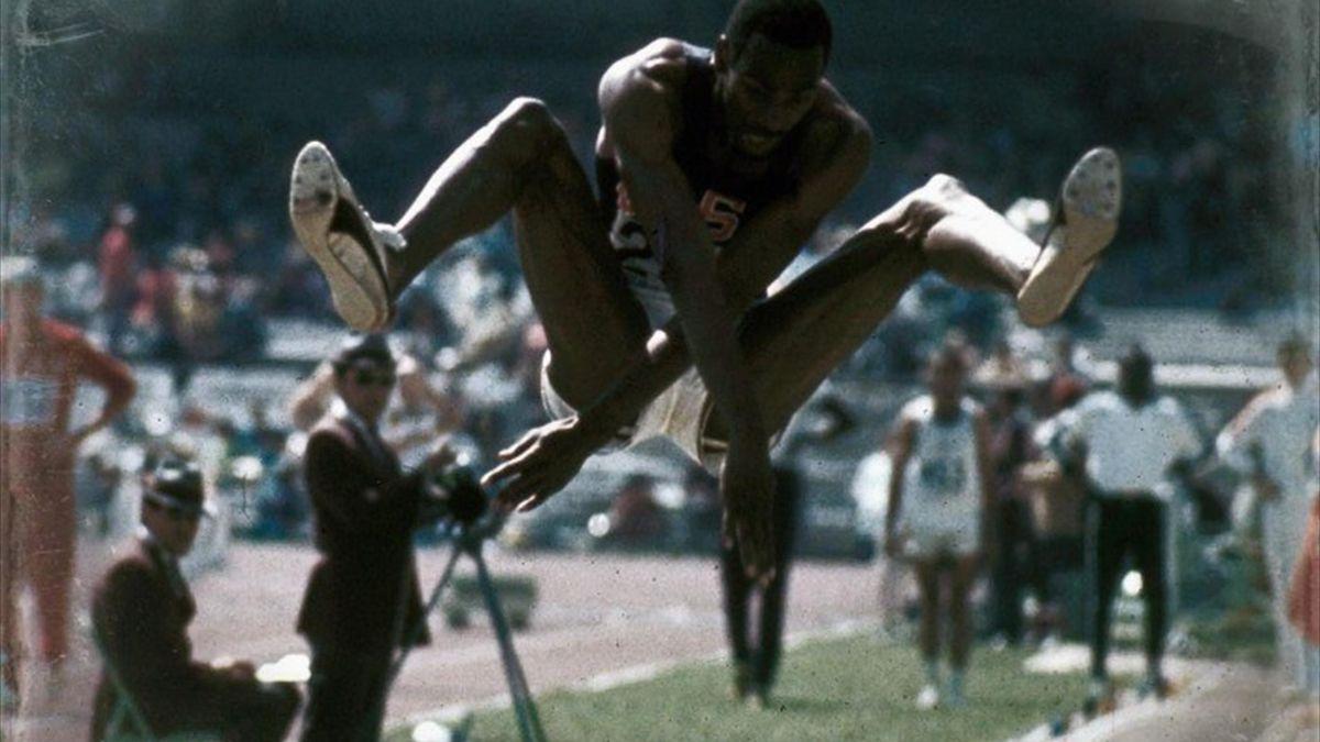 Bob Beamon - 8,90m pour l'histoire