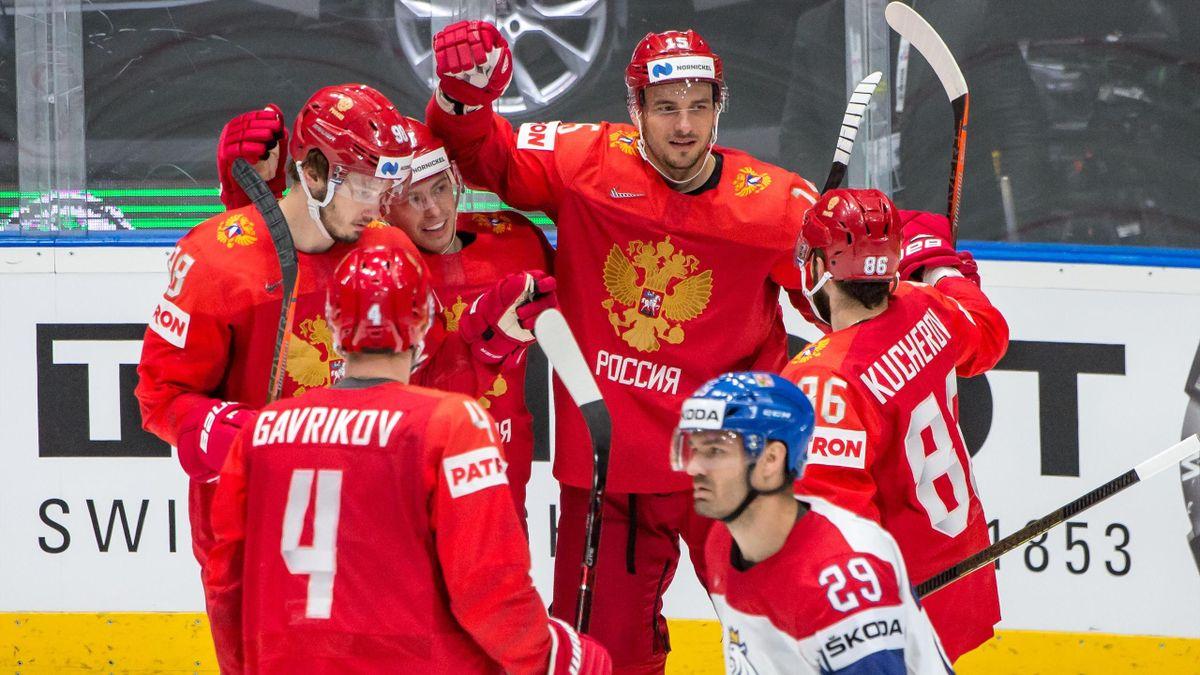 Сборная России по хоккею, ЧМ-2019
