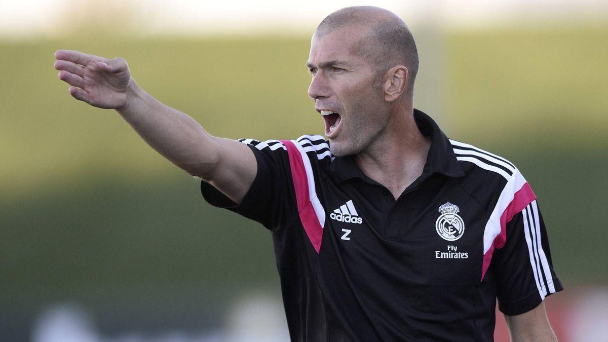 Zidane darf drei Monate nicht als Trainer arbeiten.