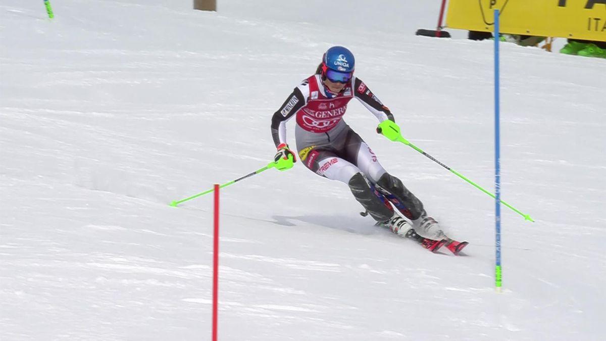 Petra Vlhova seals overall World Cup title