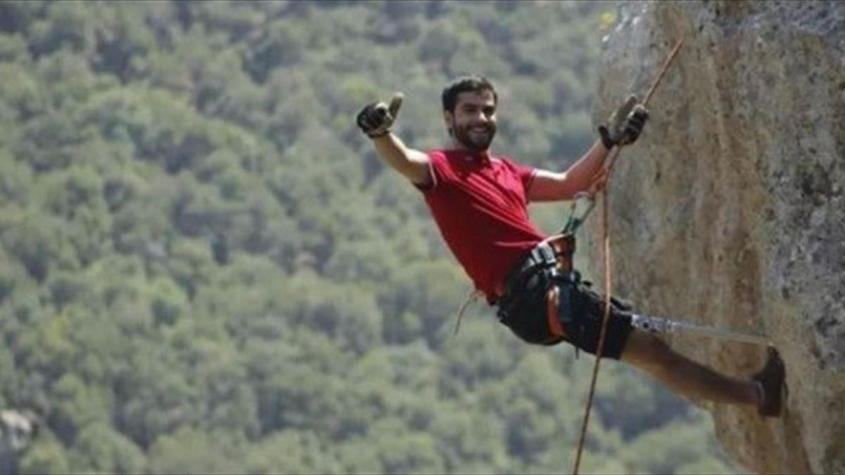 Jarah Alhawamdeh, el refugiado palestino con prótesis que escala el Everest
